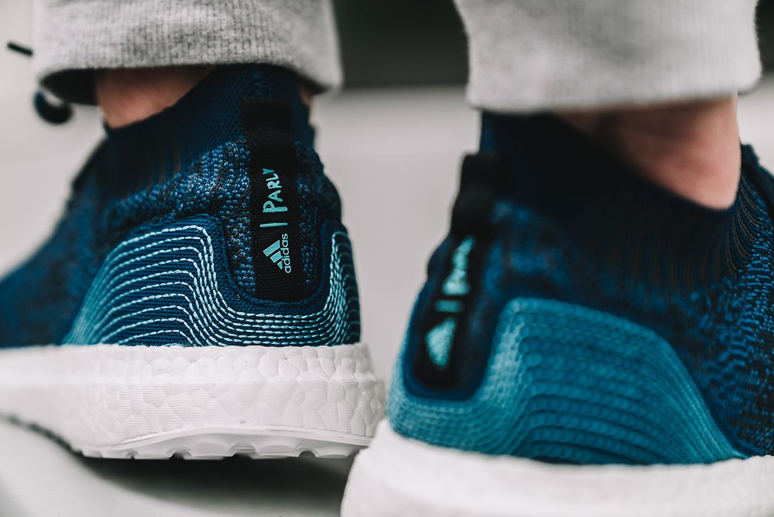 Parley For The Oceans X Adidas Ultra Boost Uncaged