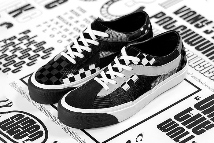 Size Vans Bold Ni Patchwork Release Date Pair