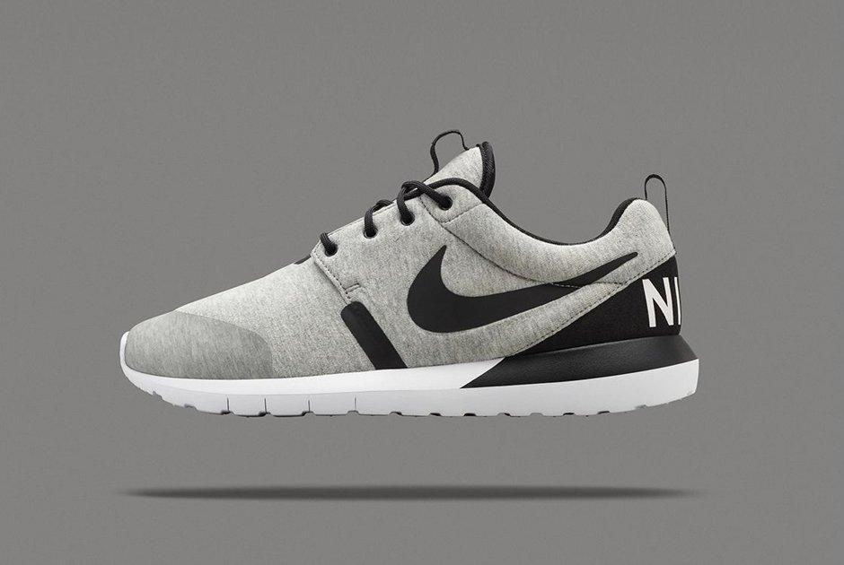 Nike Roshe Run Nm Tech Fleece Greyk Release Date
