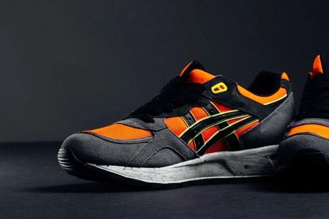 Asics Gel Lyte Speed Dark Grey Orange 1