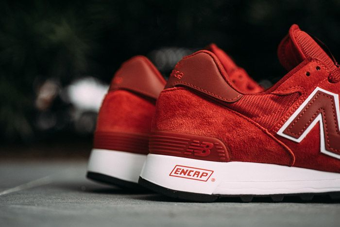 New Balance Made In Usa 1300 Csu Red 1