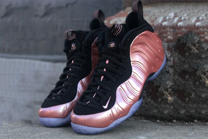 Nike Air Foamposite One Elemental Rose 2