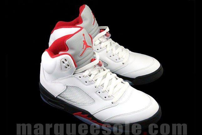 Air Jordan 5 Fire Red 1
