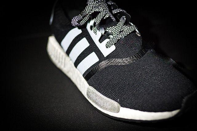 Adidas Nmd Runner Pk Black Grey 1