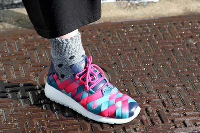 Nike Roshe Run Woven Nagoya Marathon Onfoot X2 1