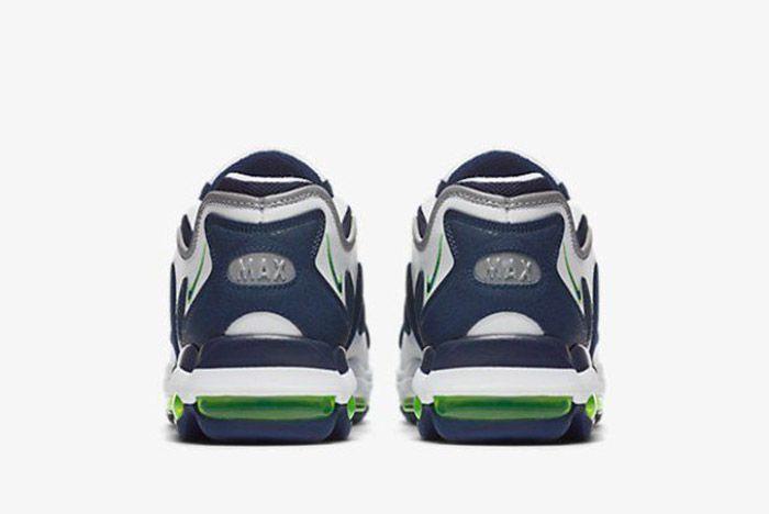 Nike Air Max 96 White Obsidian Scream Green 6