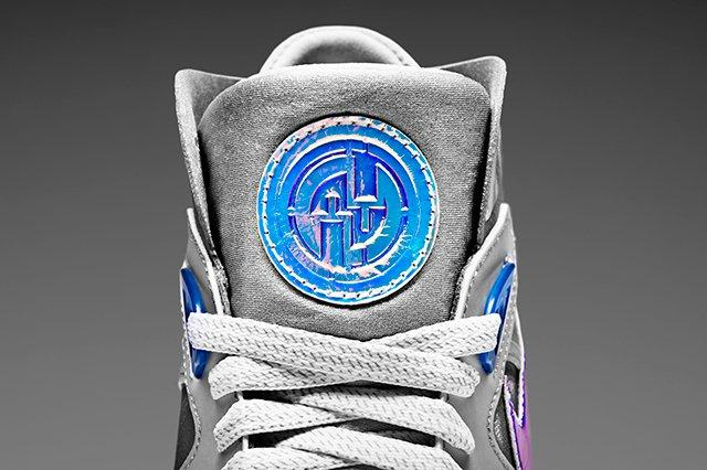 Nike Lunar 180 Trainer Sc Silver Speed