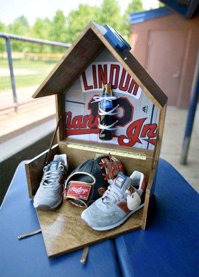 Pepsi X New Balance 574 Francisco Lindor 3