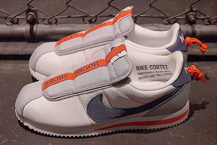 Kendrick Lamar Nike Cortez Basic Slip Mita Sneakers 1