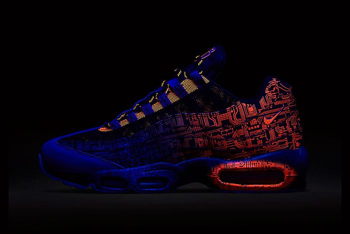 Nike Air Max 95 Doernbecher Freestyle Collection 2015