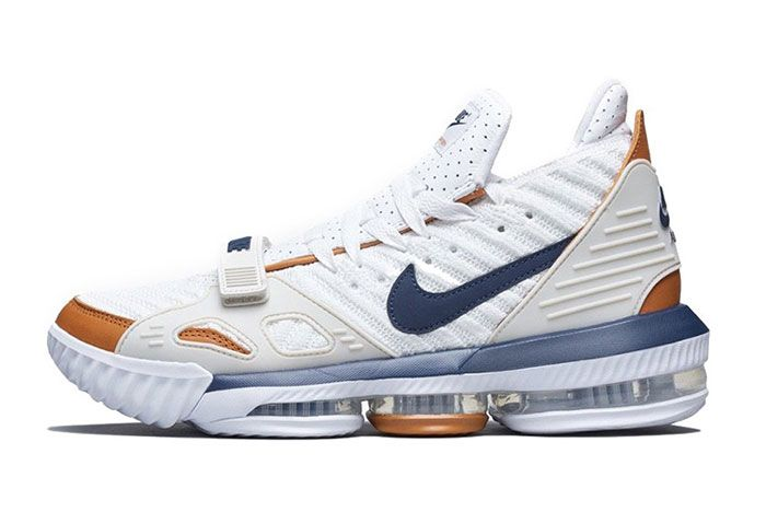 Nike Lebron 16 Air Trainer Left