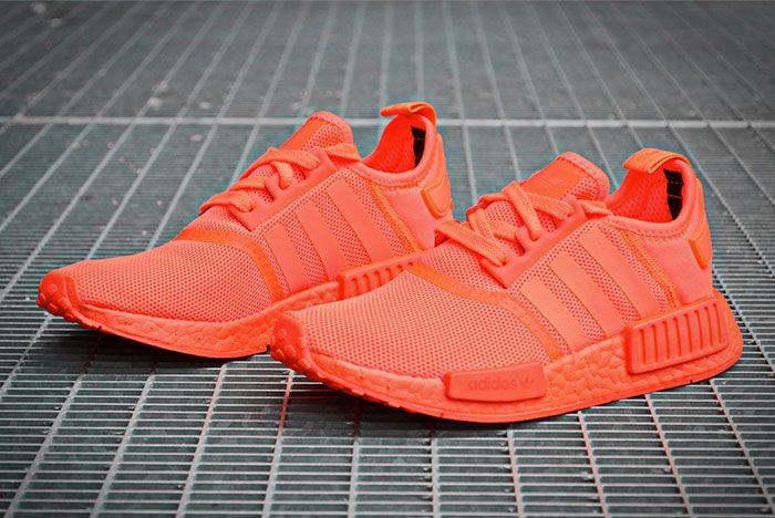 Adidas Nmd R1 Triple Red 5