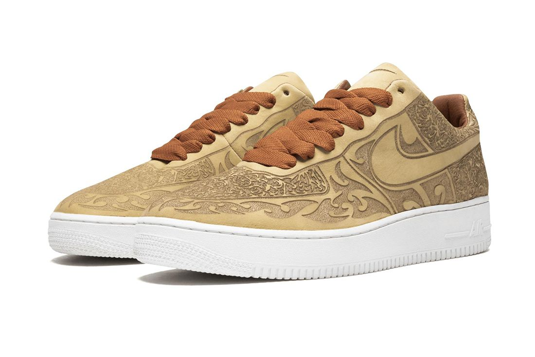 Mark Smith Cashmere Laser Nike Air Force 1 Best Feature