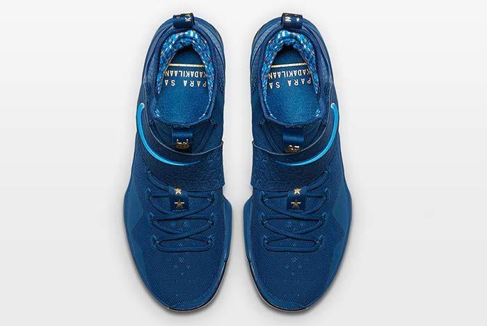 Nike Lebron 14 Agimat 1