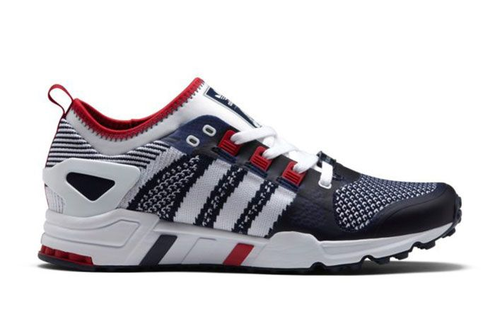 Palace Adidas Eqt Blue White Red 1