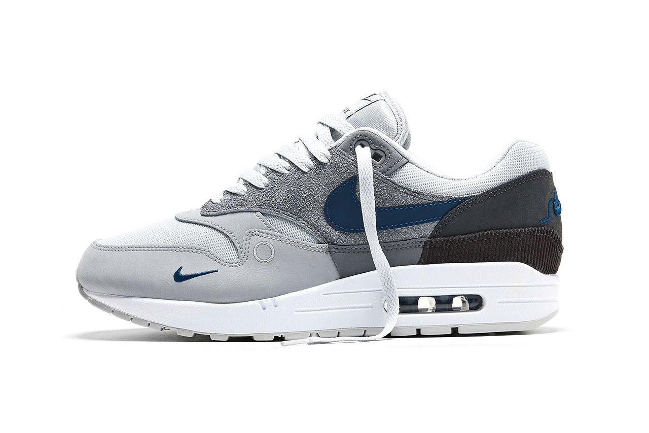Nike Air Max 1 London Left
