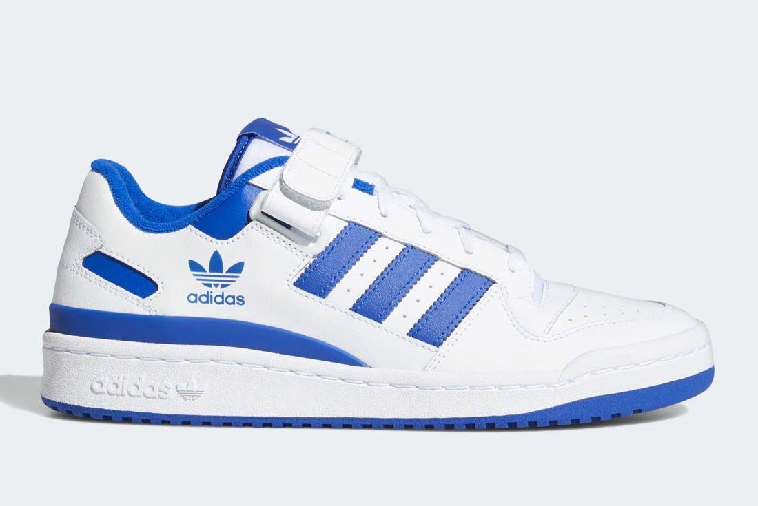 adidas Forum Low Blue