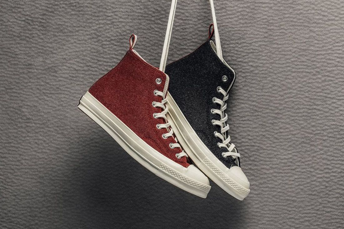 Converse Chuck Taylor All Star 70 S Wool 3