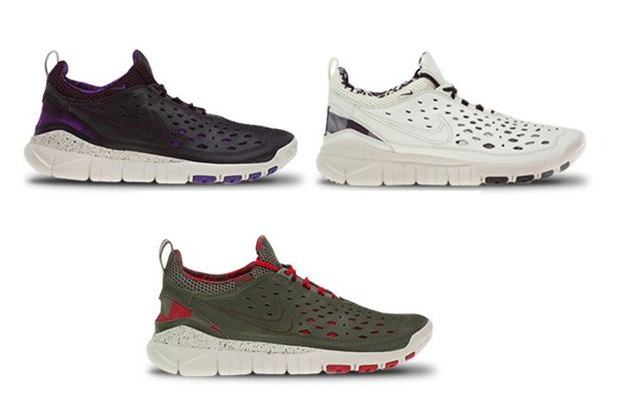 Stussy Nike Free Trail 5 0 All Lateral Side