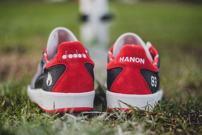Hanon Diadora Spirit 83 Final 4