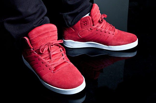 Skytop 3 Red 1