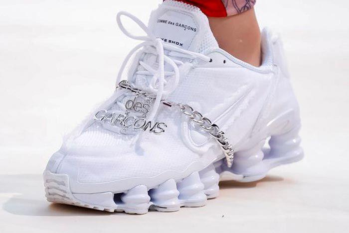 Nike Comme Des Garcon Shox 1