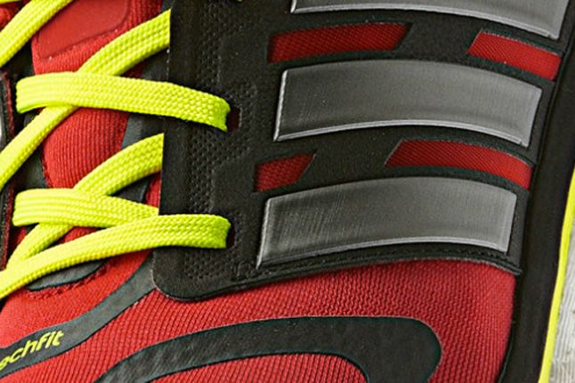 Adidas Energy Boost Red Top Details 1