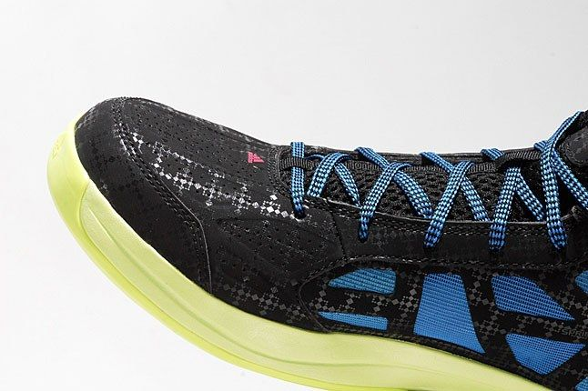 Adidas Adizero Basketball Toe 1