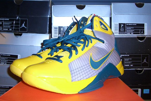 Rebecca Dahms Wmns Basketball Collection Nike Air Hyperdunk Australia 1