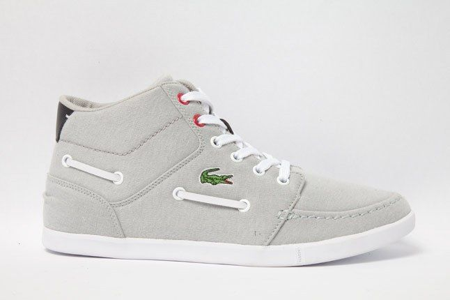Lacoste Crosier Sail Mid Ml Gry 1