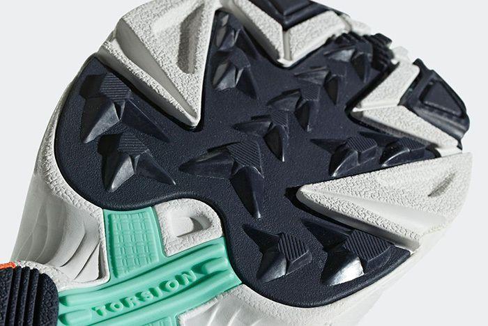 Adidas Falcon White Leather 5