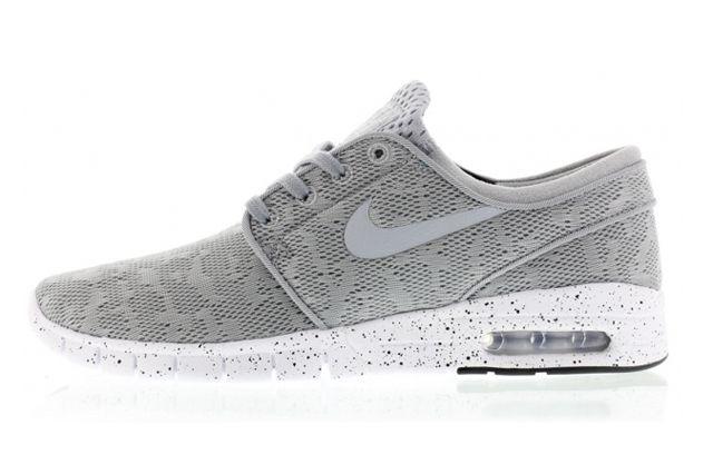 Nike Stefan Janoski Max Wolf Grey 1