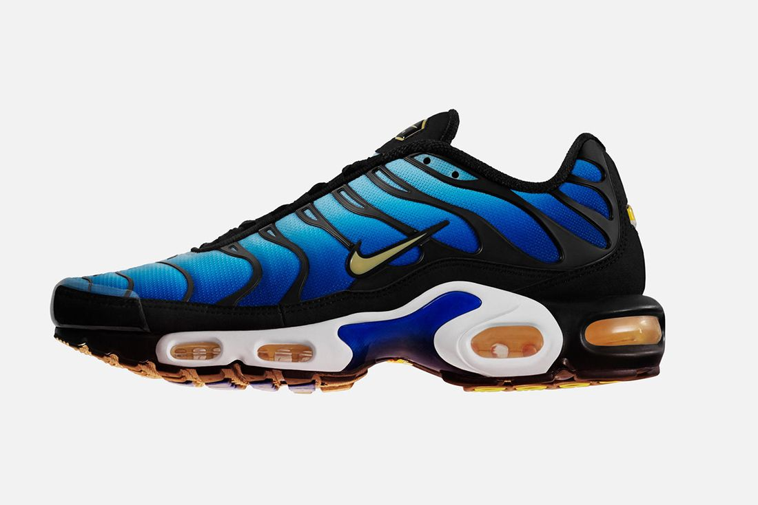 Air Max Plus Nike Air Max Inspiration Feature