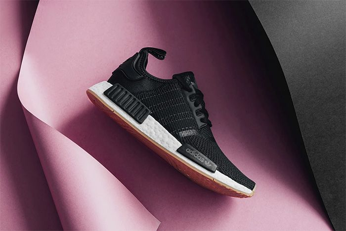 Nmd Black White 2