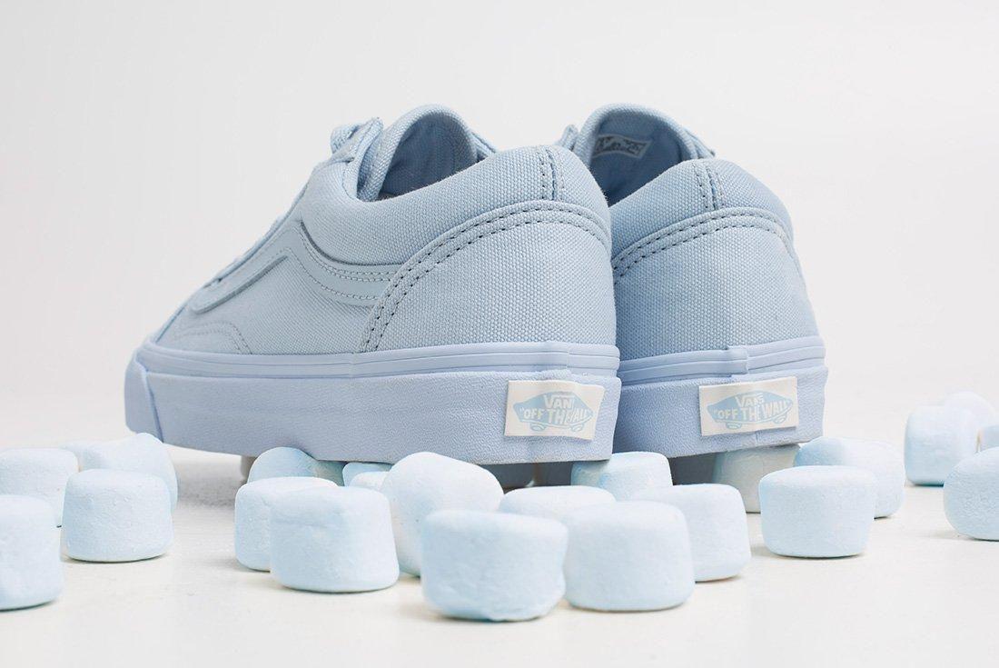 Vans Monochrome Heels