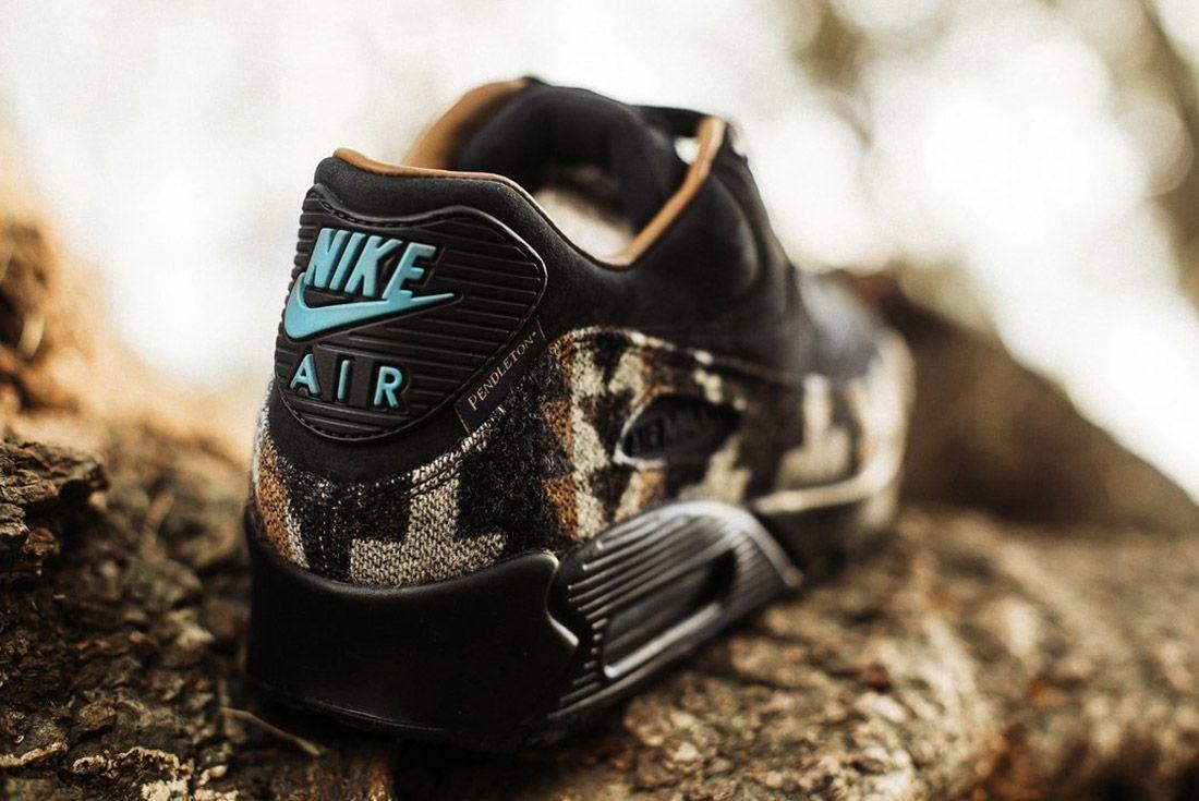 Pendleton Nike Air Max 90 4
