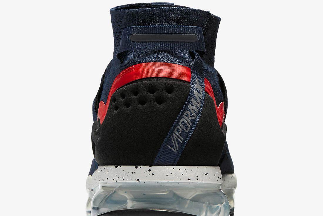 Nike Air Vapormax Utility Collegiate Navy Blue 9