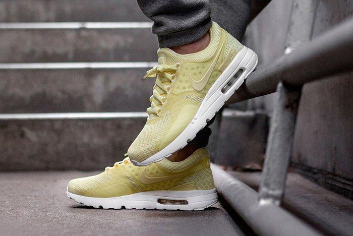 Nike Air Max Zero Lemon Chiffon 3