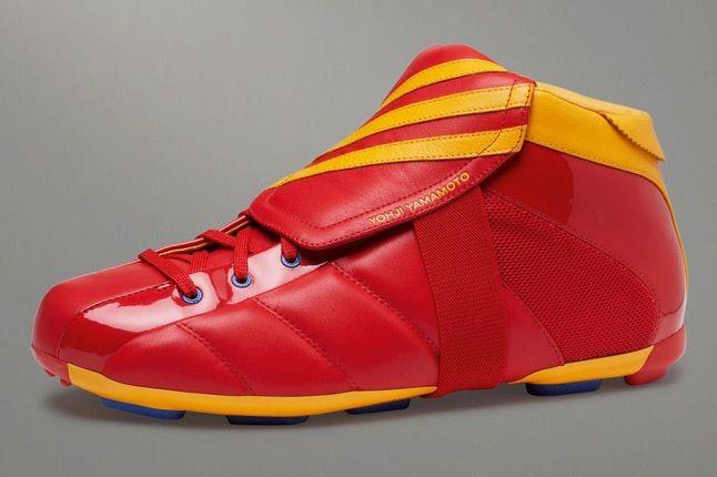 Adidas Y 3 World Cup Yohji Yamamoto Spain Field Mid 2 1