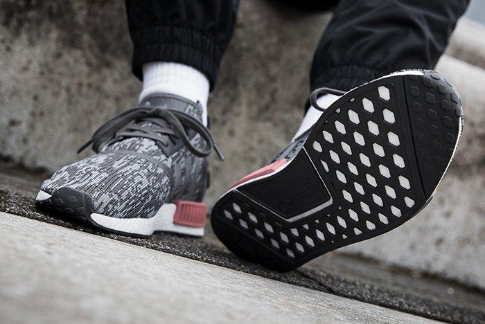 Adidas Nmd R1 Grey 5 Grey 3 1