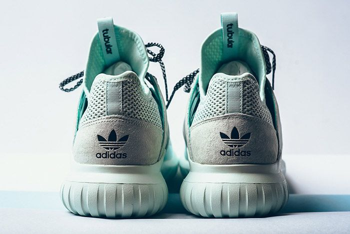 Adidas Tubular Radial Ice Mint 1