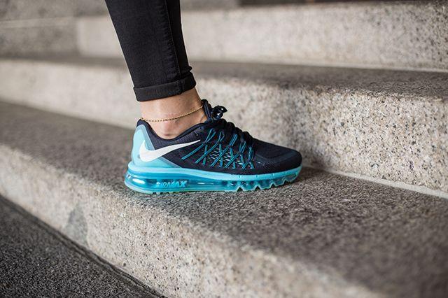 Nike Air Max 2015 Wmns Polar Blue Blue Legend 2
