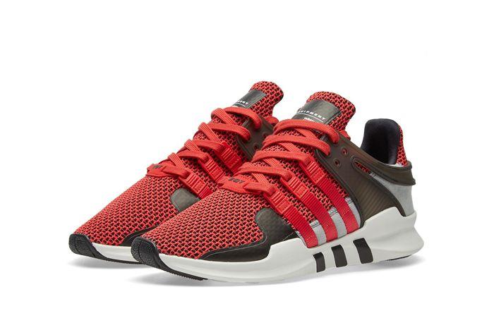 Adidas Eqt Support Adv Collegiate Red 6