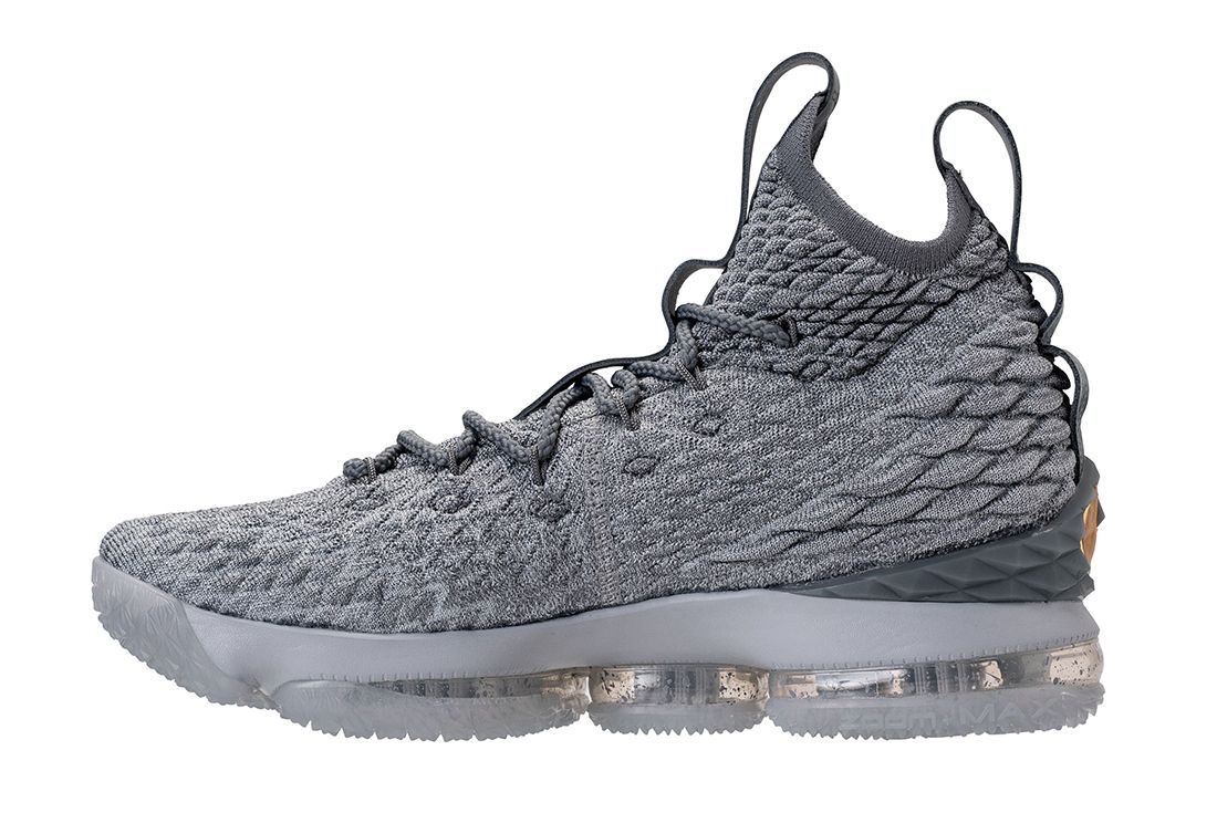 Nike Lebron 15 Wolf Grey Sneaker Freaker 5