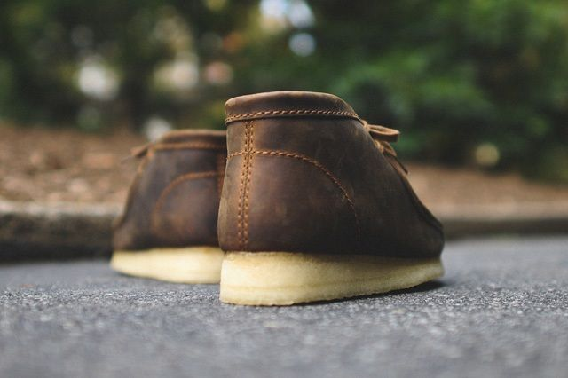 Clarks Wallabee Boot Fall Winter Releases 10