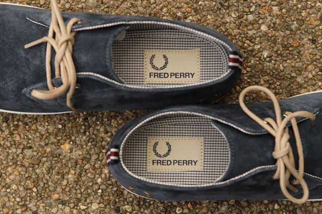 Fred Perry Bryon 05 1