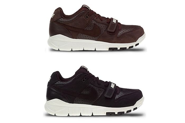Stussy Nike Trainer Dunk Low Both Lateral Side