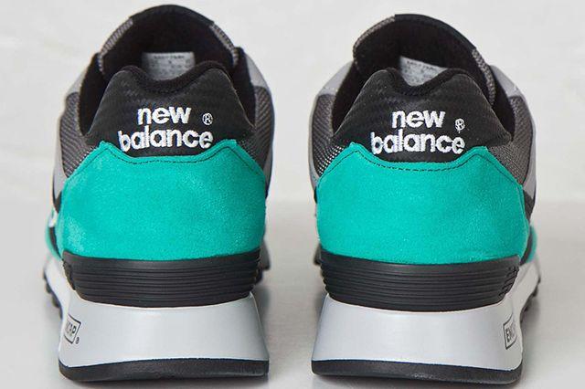 New Balance 577 Carbon Fiber Blackturquoise3