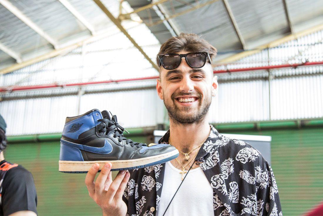Sneaker Freaker Swapmeet 2019 Event 80