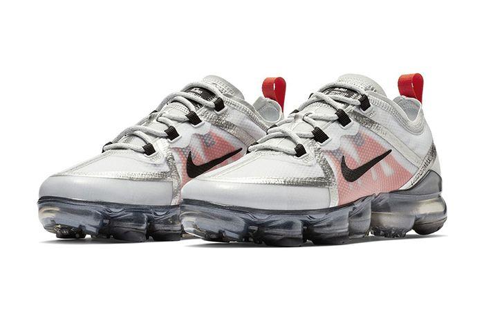 Nike Vapormax 2019 Silver Bullet 1
